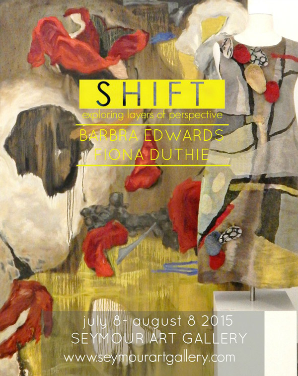 SHIFT - Fiona Duthie & Barbara Edwards