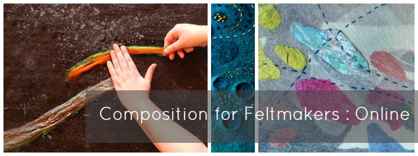 Fiona Duthie: Composition for Feltmakers